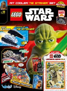 LEGO Star Wars Magazin #56 (25.01.2020)