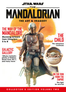 The Mandalorian: The Art & Imagery - Collector's Edition Volume 2 (16.09.2020)