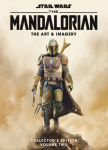 The Mandalorian: The Art & Imagery - Collector's Edition Volume 2 (Comic Store Cover) (16.09.2020)