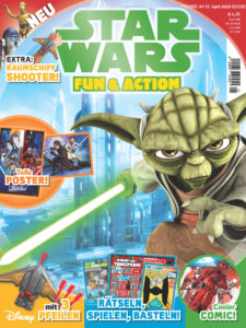 Star Wars Fun & Action #1 (18.03.2020)