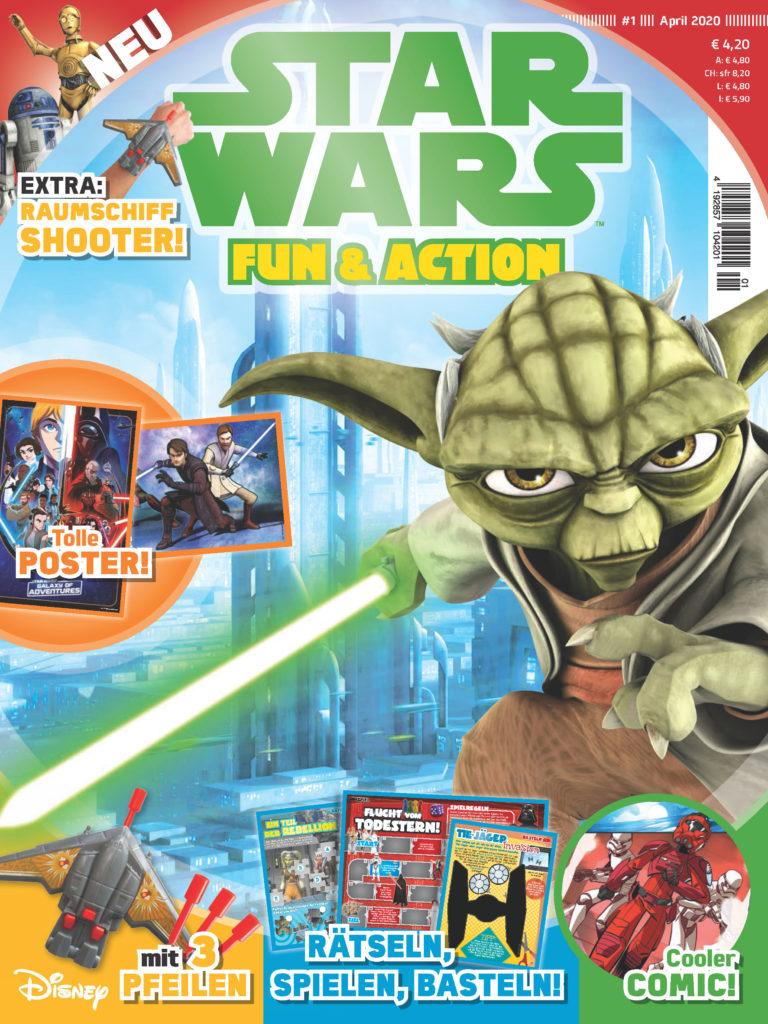 Star Wars Fun & Action #1 (18.03.2020)