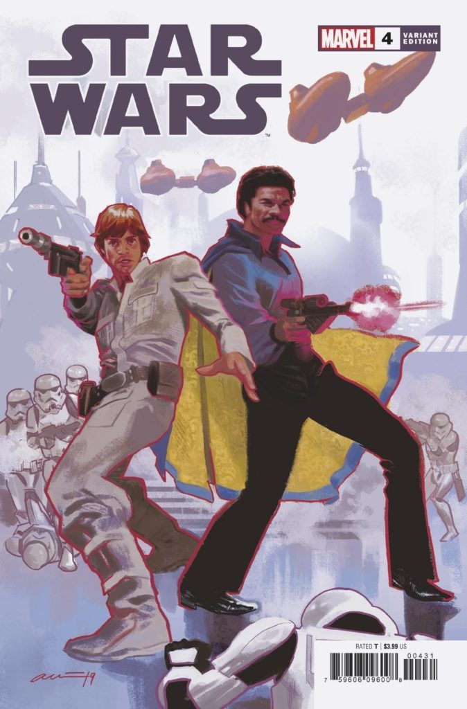 Star Wars #4 (Daniel Acuña Variant Cover) (18.03.2020)