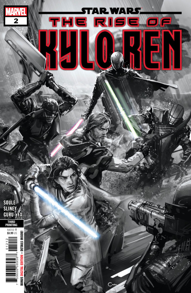 The Rise of Kylo Ren #2 (3rd Printing) (18.03.2020)