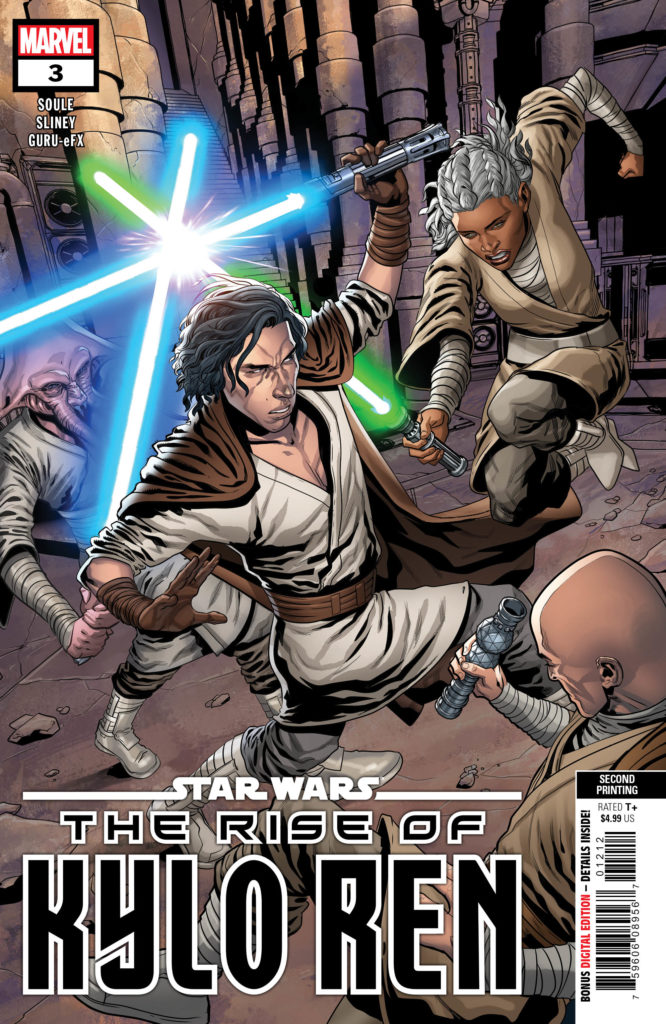 The Rise of Kylo Ren #3 (2nd Printing) (18.03.2020)