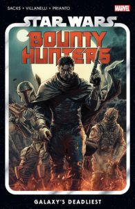 Bounty Hunters Volume 1: Galaxy's Deadliest (24.11.2020)
