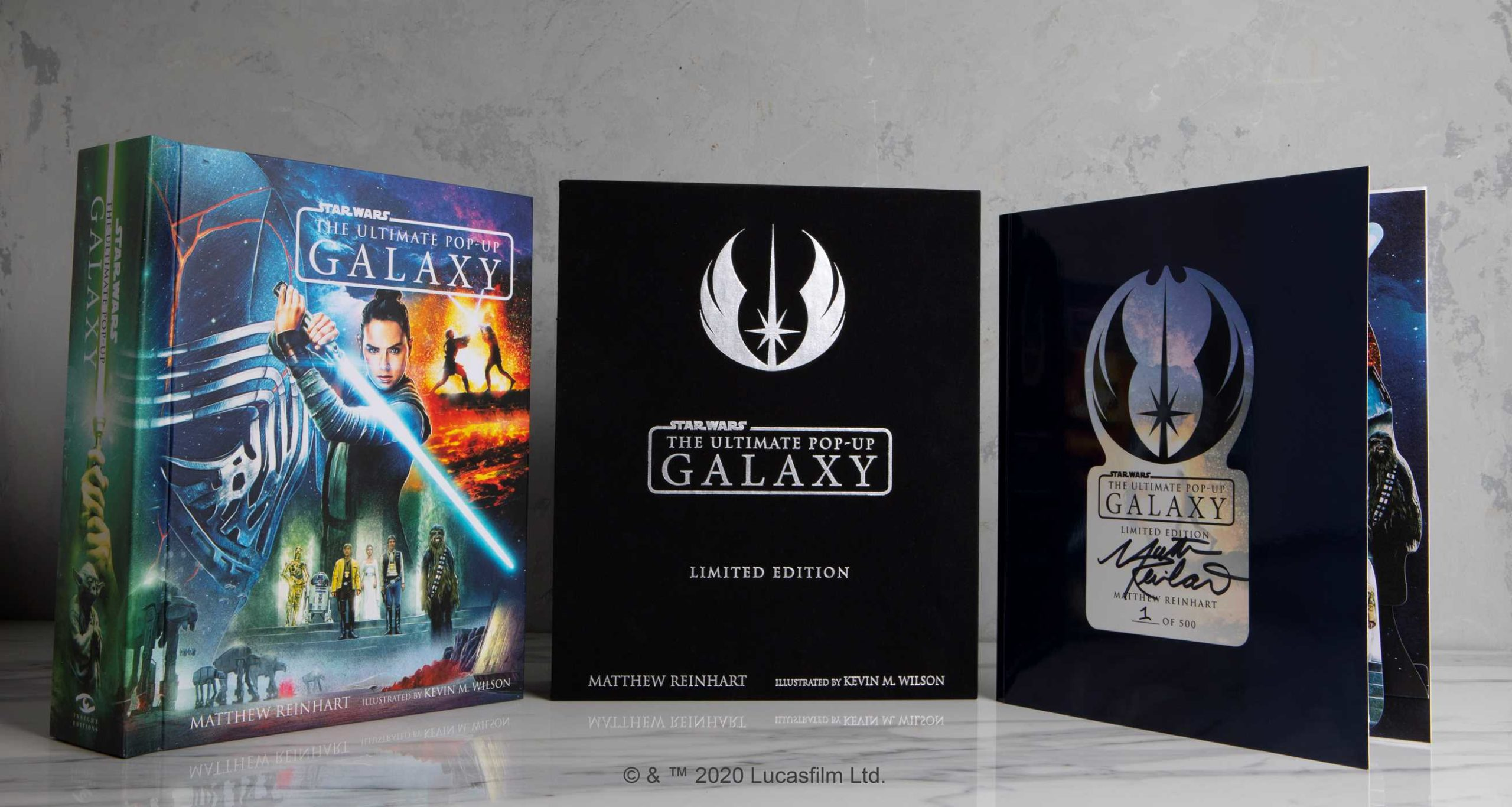 The Ultimate Pop-Up Galaxy Limited Edition (28.04.2020)