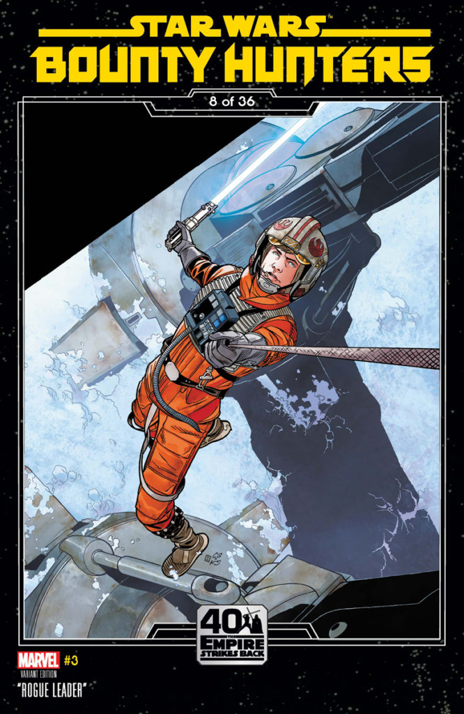 Bounty Hunters #3 (Chris Sprouse The Empire Strikes Back Variant Cover) (08.04.2020)