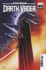 Darth Vader #3 (Aaron Kuder Variant Cover) (29.07.2020)