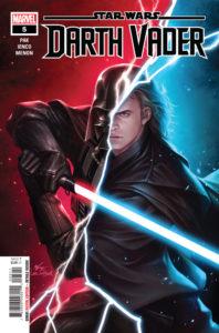 Darth Vader #5 (17.06.2020)