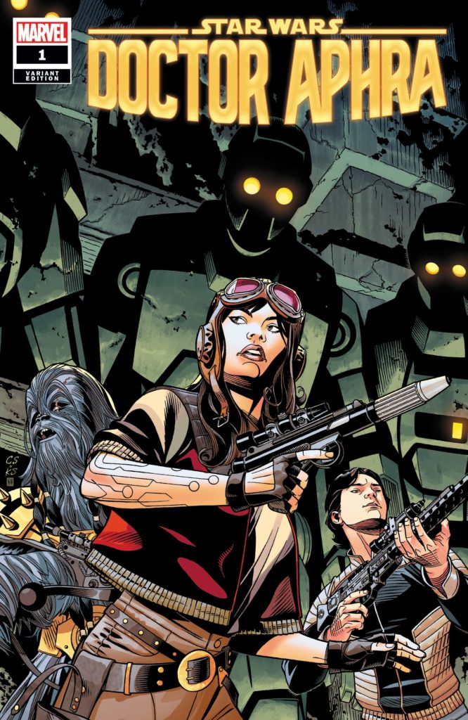 Doctor Aphra #1 (Chris Sprouse Variant Cover) (01.04.2020)