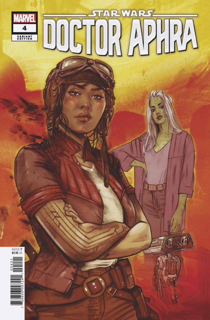 Doctor Aphra #4 (Tula Lotay Variant Cover) (30.09.2020)