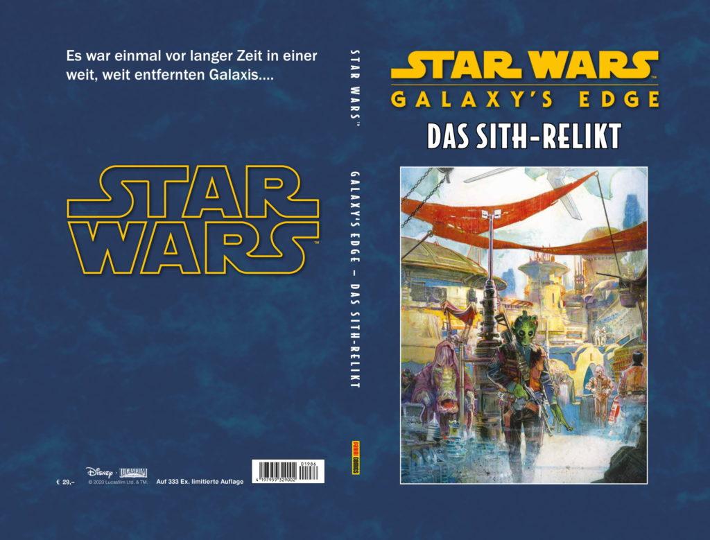 Galaxy's Edge: Das Sith-Relikt (Limitiertes Hardcover) (26.05.2020)
