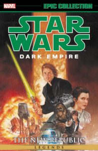 Star Wars Legends Epic Collection: The New Republic Volume 5 (09.03.2021)