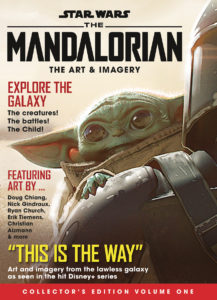 The Mandalorian: The Art & Imagery Collector's Edition Volume 1 (26.05.2020)