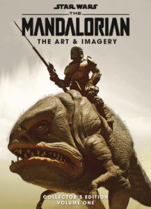 The Mandalorian: The Art & Imagery Collector's Edition Volume 1 (Comic Store Cover) (26.05.2020)