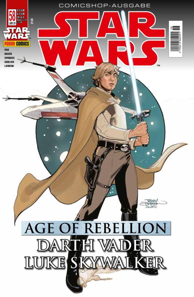 Star Wars #58 (Comicshop-Ausgabe) (20.05.2020)