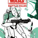 The Clone Wars - Battle Tales #2 (Derek Charm Variant Cover) (08.04.2020)