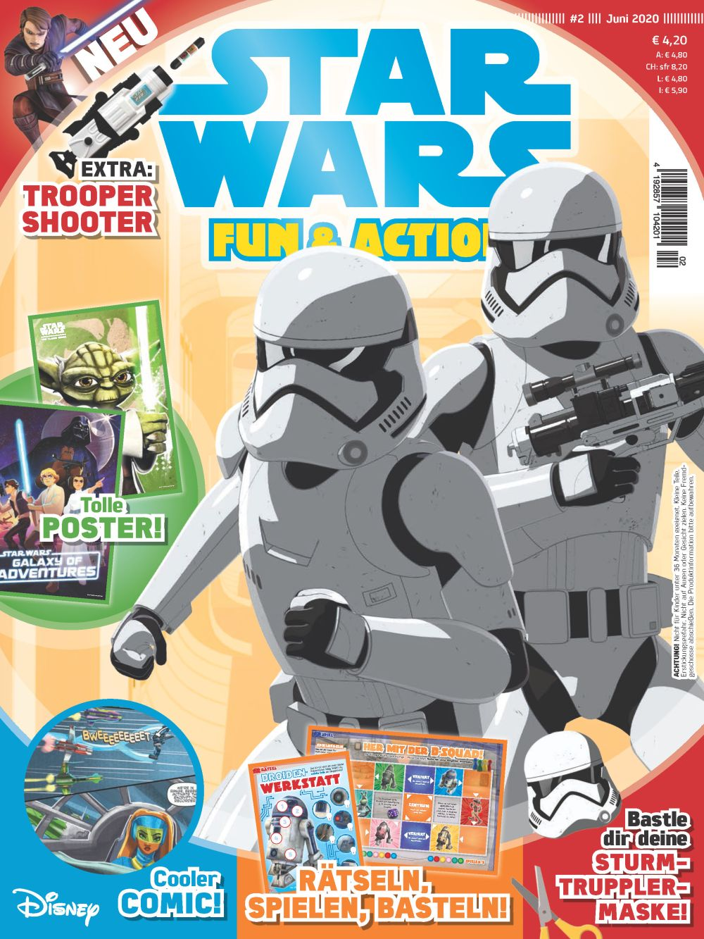 Star Wars Fun & Action #2 (20.05.2020)