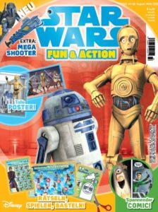 Star Wars Fun & Action #3 (22.07.2020)