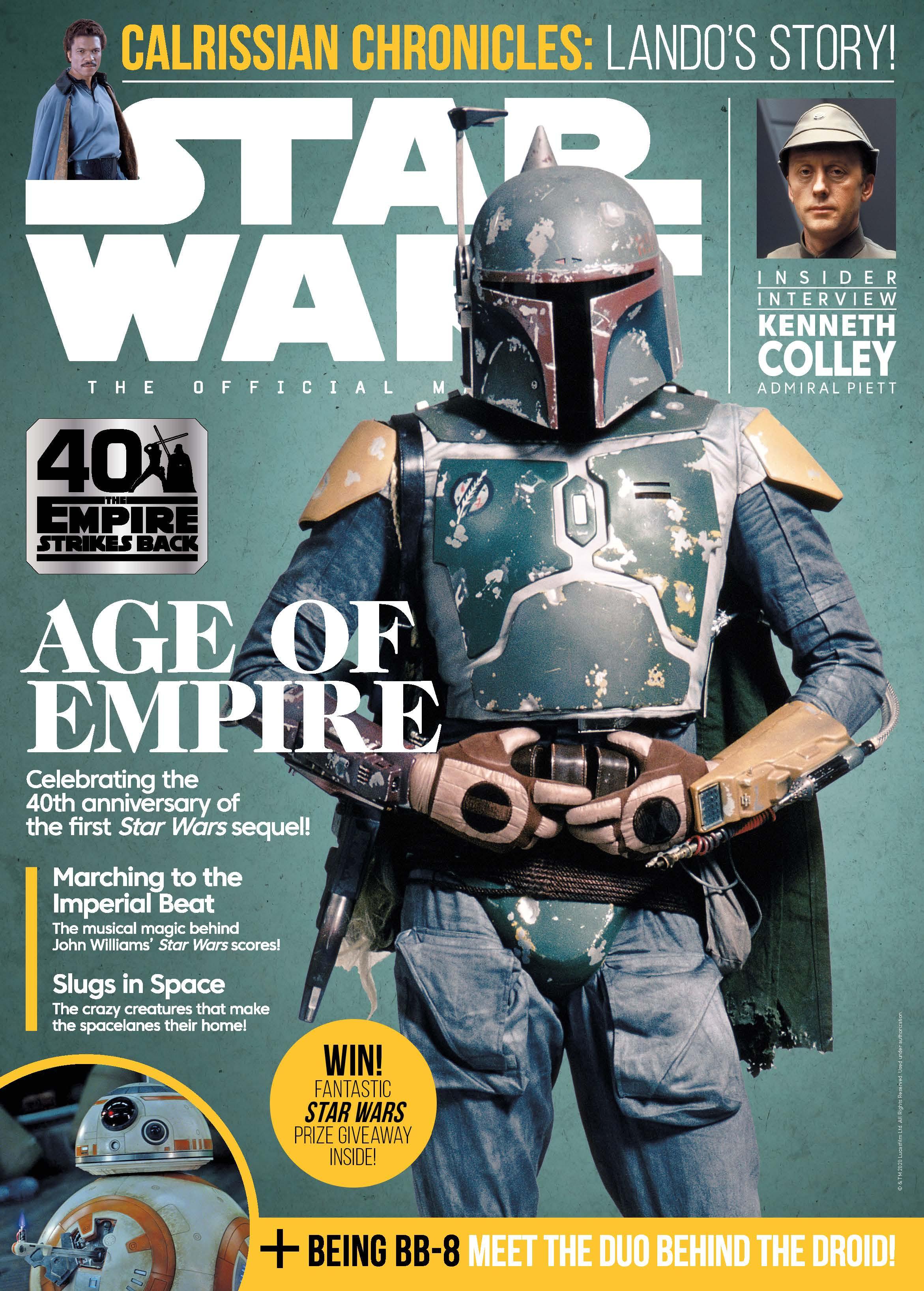 Star Wars Insider #197 (28.04.2020)