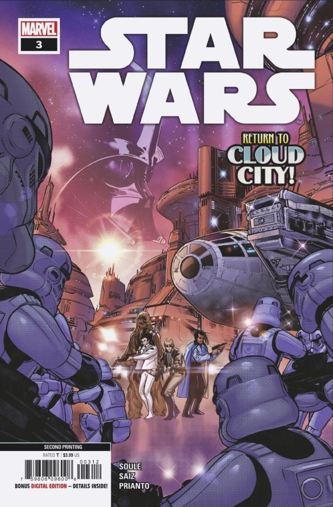 Star Wars #3 (2nd Printing) (08.04.2020)