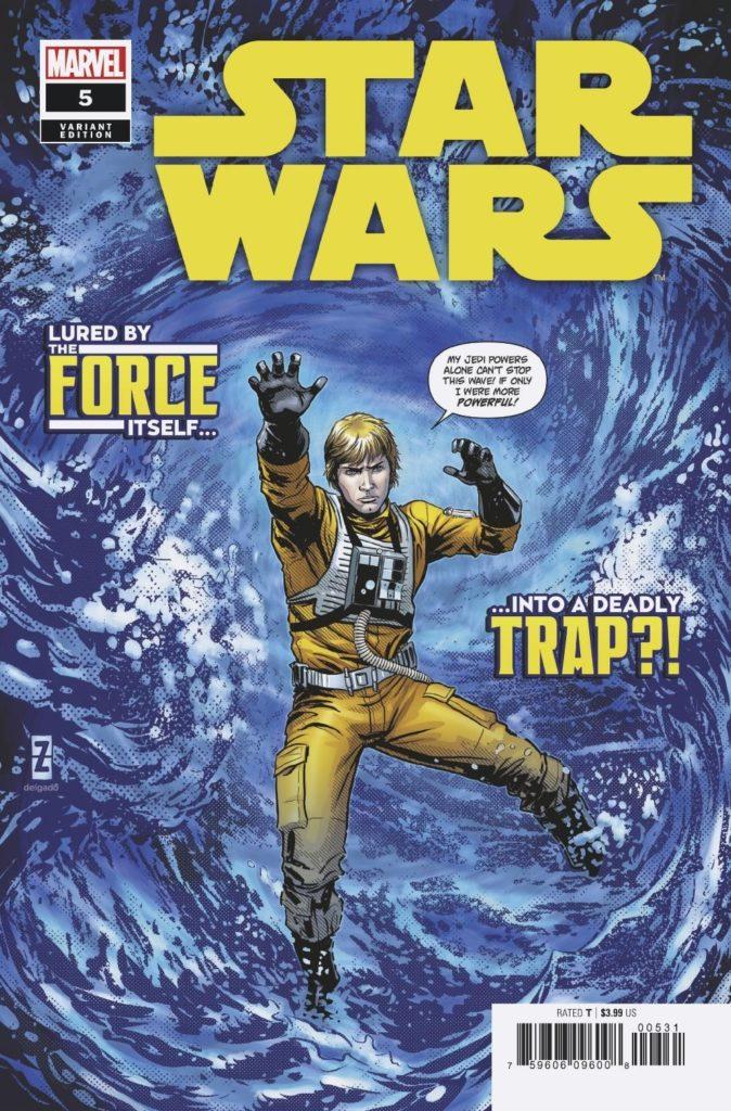 Star Wars #5 (Patrick Zircher Variant Cover) (22.04.2020)