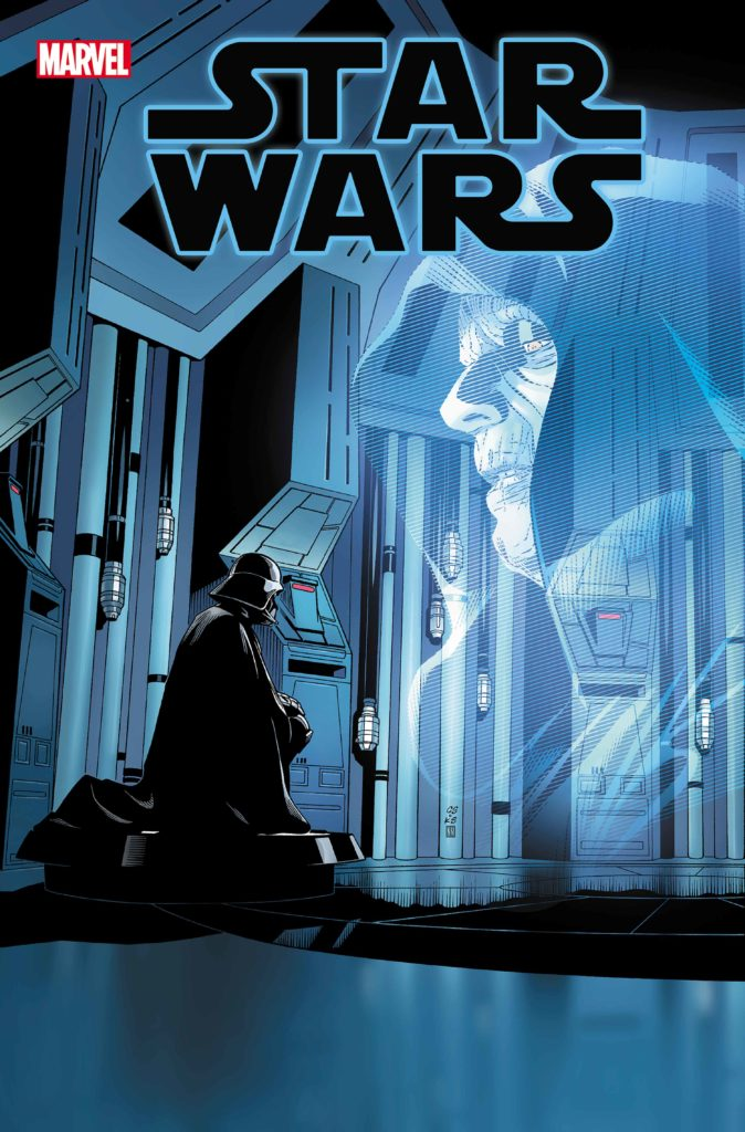Star Wars #7 (Chris Sprouse The Empire Strikes Back Variant Cover) (24.06.2020)
