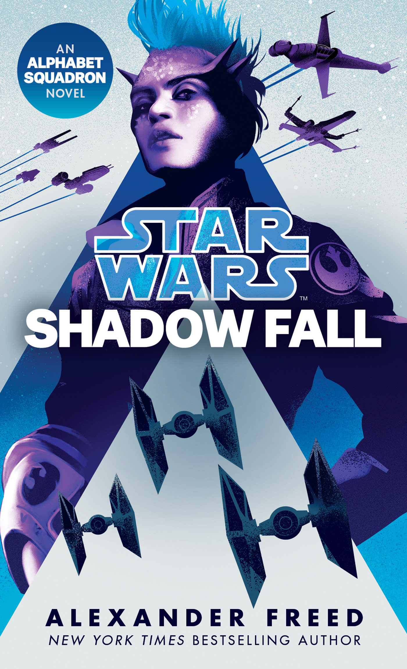 Shadow Fall: An Alphabet Squadron Novel (Export Edition) (23.02.2021)