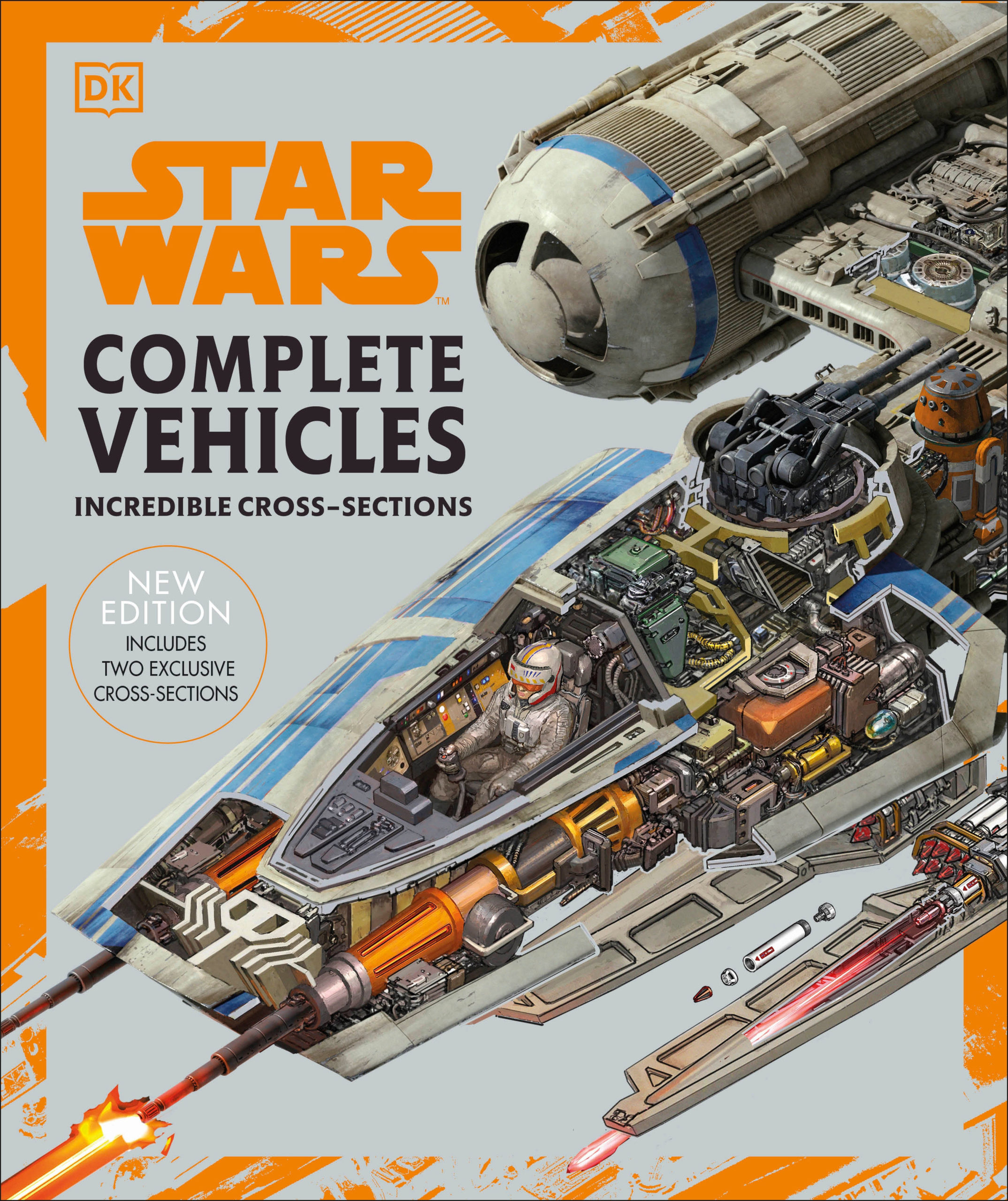 Star Wars: Complete Vehicles - New Edition (03.11.2020)
