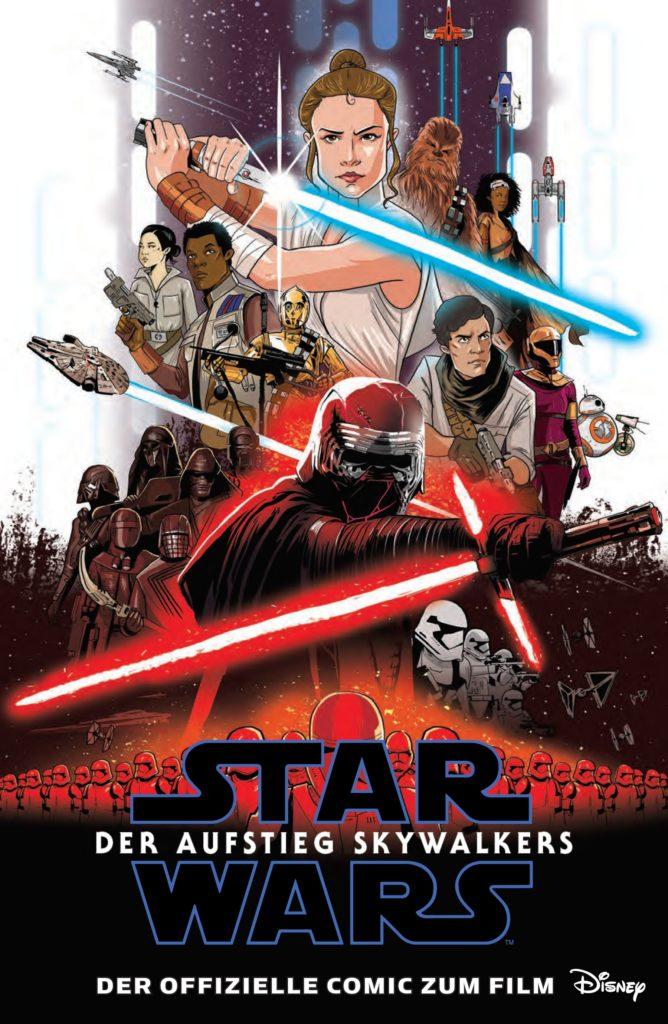 Der Aufstieg Skywalkers - Die Junior Graphic Novel (20.04.2021)