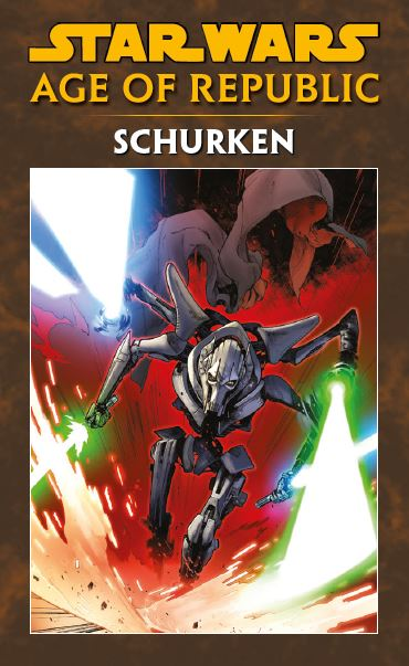 Age of Republic: Schurken (Limitiertes Hardcover) (23.06.2020)