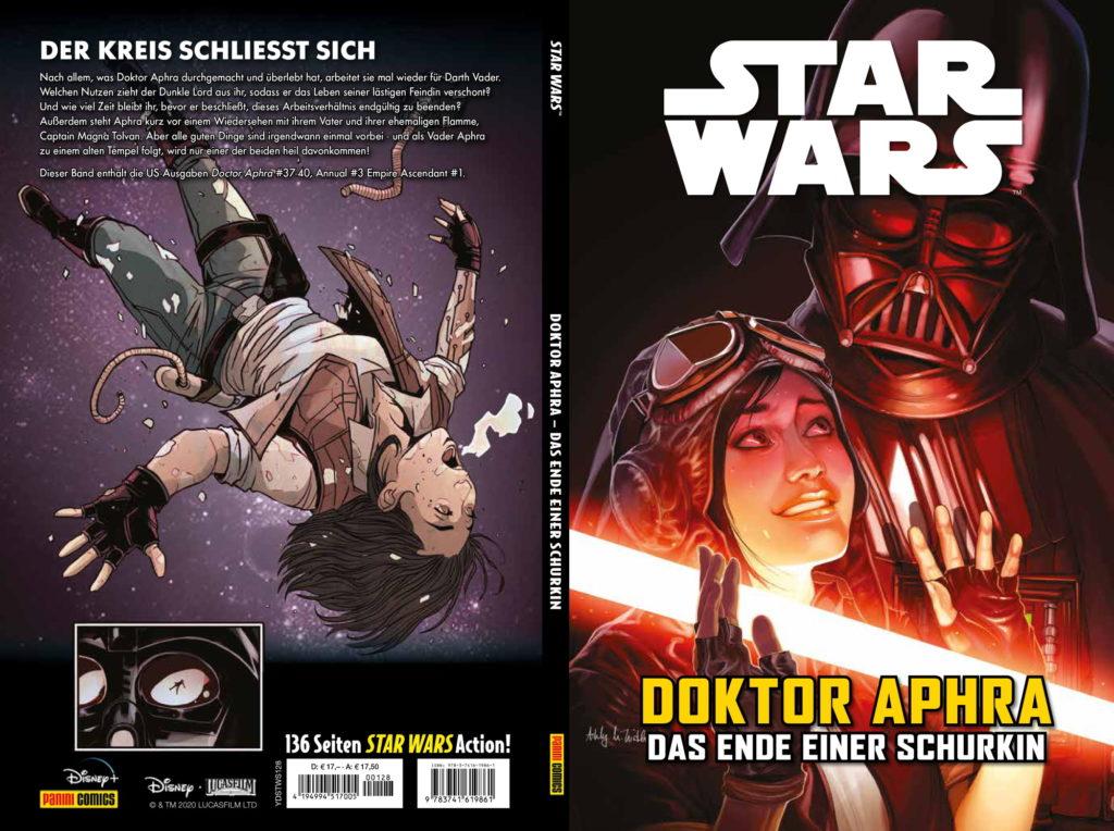 Doktor Aphra, Band 7: Das Ende einer Schurkin (20.10.2020)