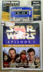 Episode I: The Phantom Menace - Read-Along Book-and-Record (MC) (27.04.1999)