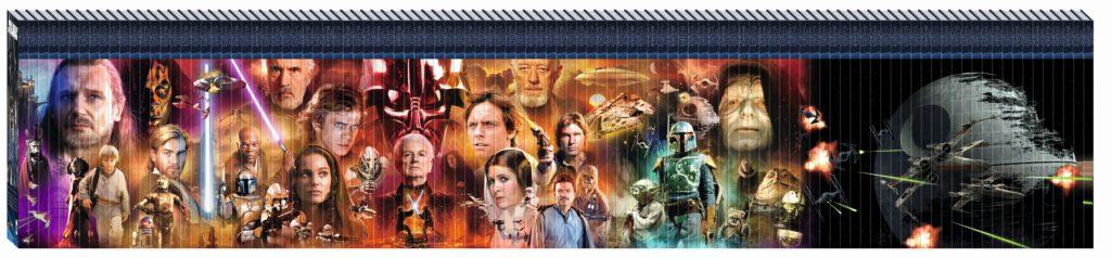 <em>Star Wars Comic-Kollektion</em> - Rückenmotiv