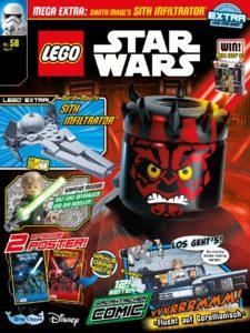 LEGO Star Wars Magazin #58 (21.03.2020)
