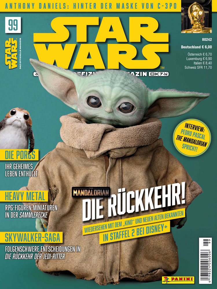 Offizielles Star Wars Magazin #99 (24.09.2020)