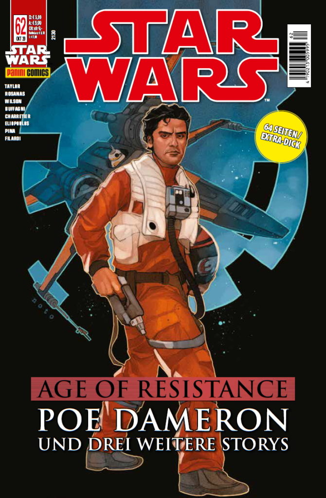 Star Wars #62 (23.09.2020)