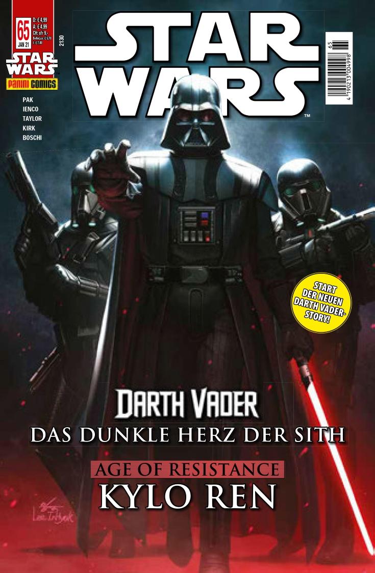 Star Wars #65 (16.12.2020)