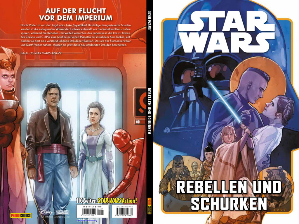 Star Wars, Band 12: Rebellen und Schurken (22.09.2020)