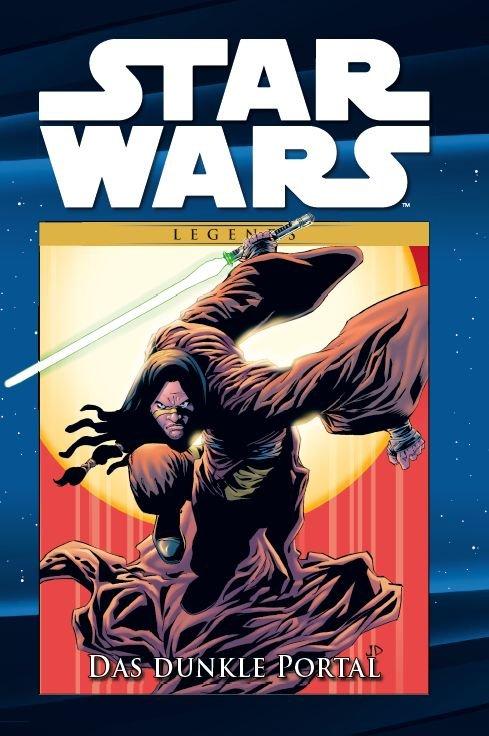 Star Wars Comic-Kollektion, Band 101: Infinity's End – Das dunkle Portal (04.08.2020)