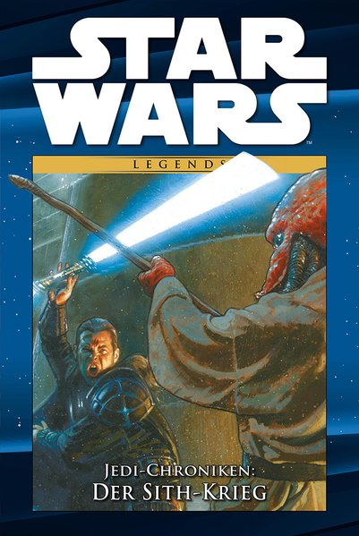 Star Wars Comic-Kollektion, Band 102: Jedi-Chroniken: Der Sith-Krieg (25.08.2020)
