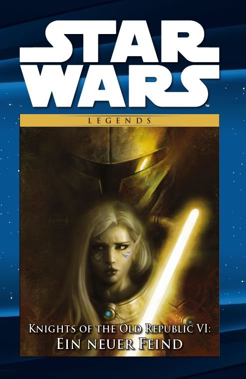 Star Wars Comic-Kollektion, Band 104: Knights of the Old Republic VI: Ein neuer Feind (22.09.2020)