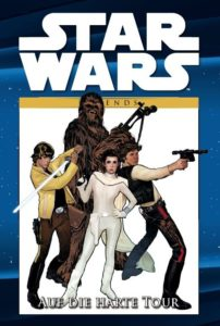 Star Wars Comic-Kollektion, Band 105: Auf die harte Tour (06.10.2020)