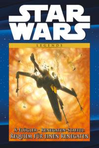 Star Wars Comic-Kollektion, Band 108: X-Flügler - Renegaten-Staffel: Requiem für einen Renegaten (17.11.2020)