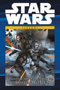 Star Wars Comic-Kollektion, Band 109: Knights of the Old Republic VII: Geheimnis vergangener Tage (01.12.2020)