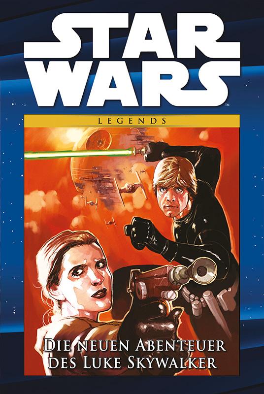 Star Wars Comic-Kollektion, Band 110: Die neuen Abenteuer des Luke Skywalker (15.11.2020)