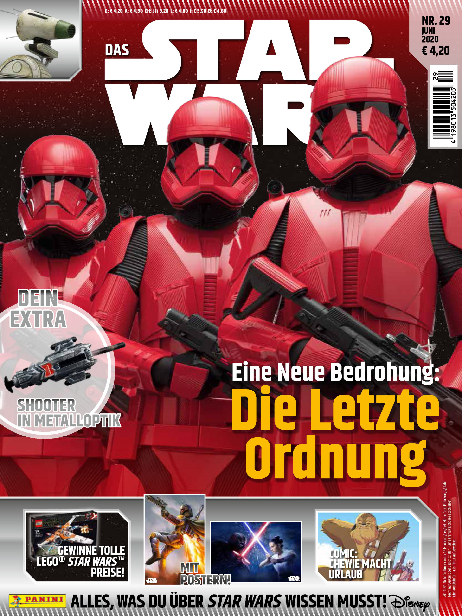 Star Wars Universum #29 (17.06.2020)