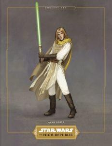 Avar Kriss (The High Republic)