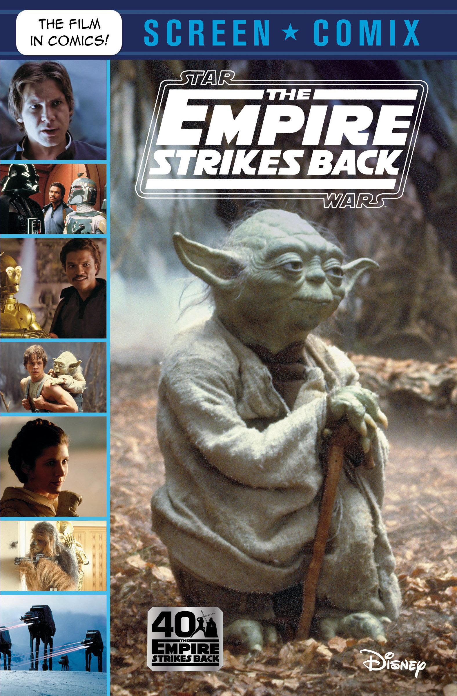 Screen Comix: The Empire Strikes Back (29.09.2020)