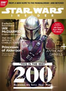 Star Wars Insider #200 (09.02.2021)